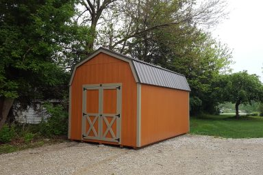 Des Moines Outdoor Shed