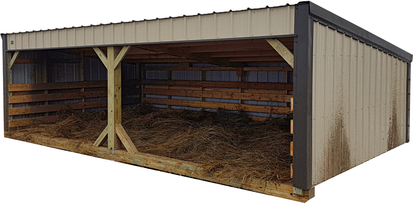 loafing shed for sale in iowa