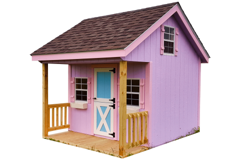 playhouse, kauffman structures