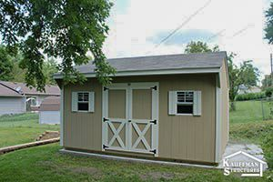 shed delivered to you