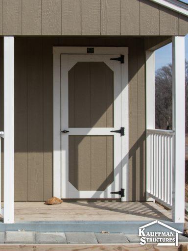 single 30 wooden door