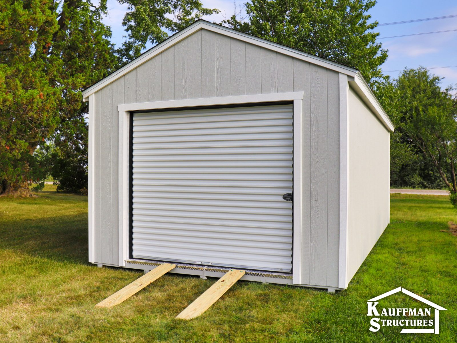 portable garage shed