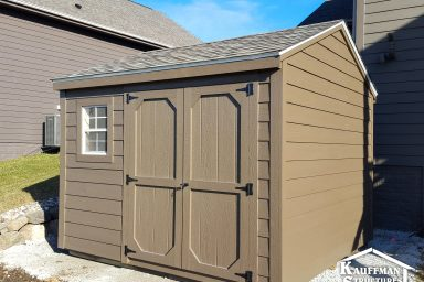 backyard sheds in knoxville iowa