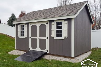 sheds in knoxville iowa