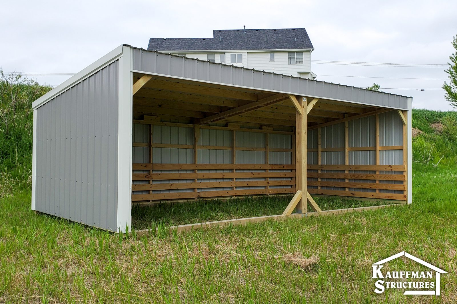 why you need a loafing shed