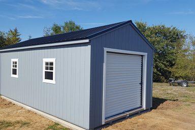 portable single car garage