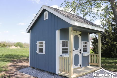 playhouse shed in oskaloosa