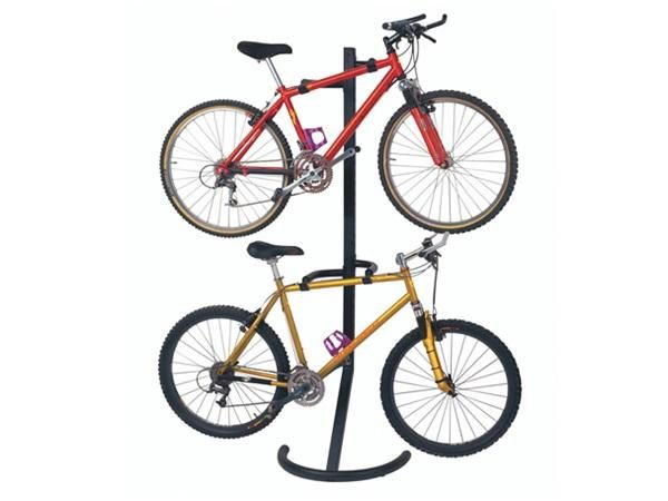 bicycle shed bike rack