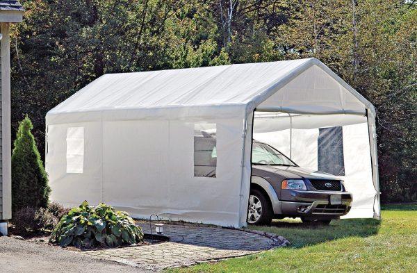 portable garage iowa