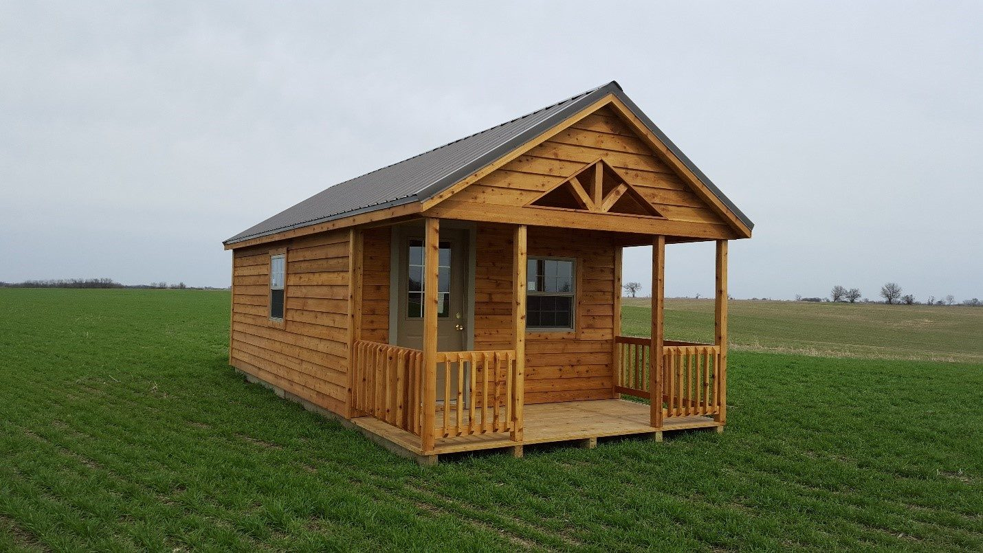 will a shed increase property value if its a mancave