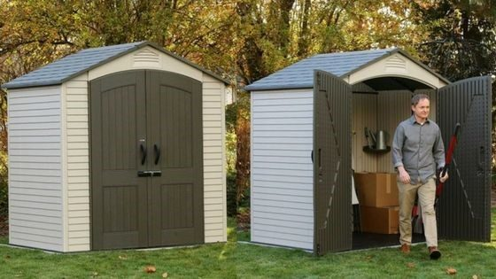 will a shed increase property value if its cheaply made